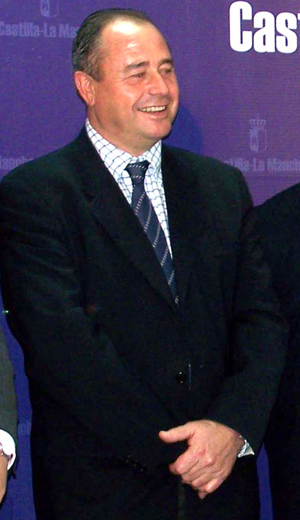 Alejandro Pompa, alcalde de Carranque